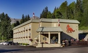 Super 8 Fernie becomes The Fernie Fox Hotel
